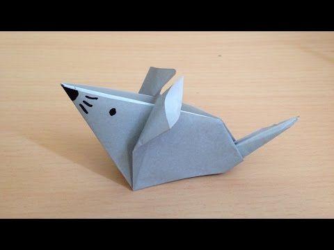 今回の折り紙 おりがみ 動画 Origaming は5歳児 年長さん 向けの難しい上級編 タヌキ Raccoon Dog の折り方です おかあさんといっしょに折ってみましょう 折り紙 おりがみ の折り方はこちらから How To Make Origami Http 折り紙 ねずみ ねずみ