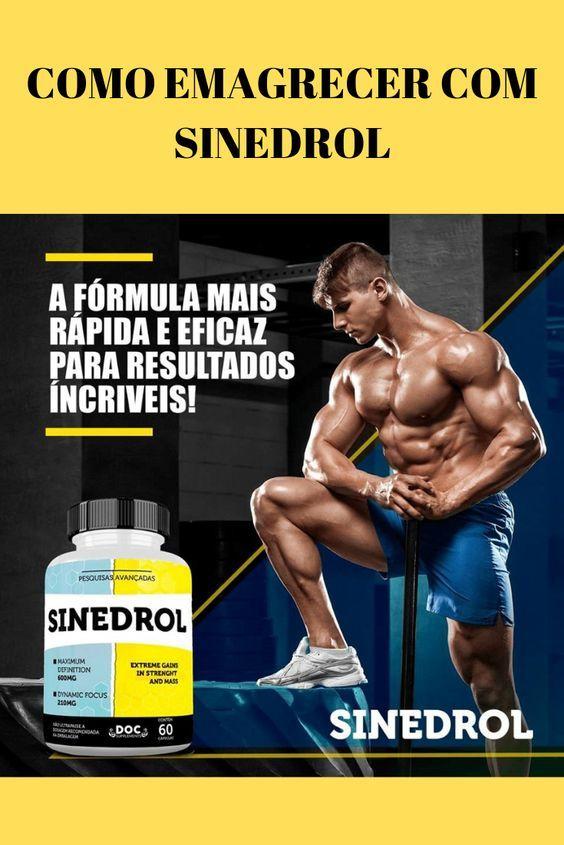 sinedrol suplemento composição