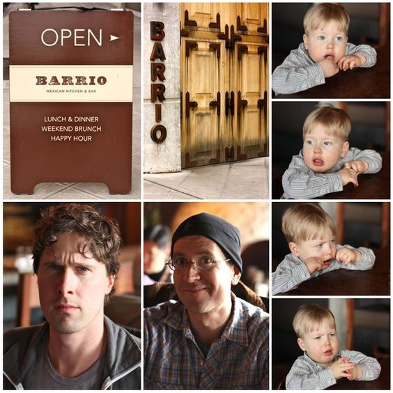 Barrio, Capitol Hill, Seattle, WA-- restaurant to try when we're there