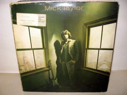 MICK TAYLOR  -  Same *CBS 82600 NL 79* LP