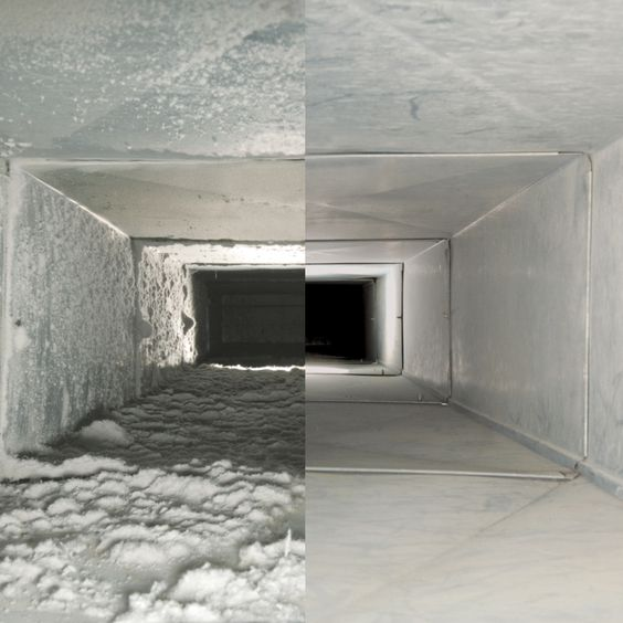 How Dirty Air Ducts Contribute To