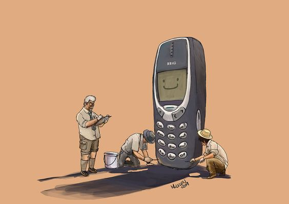 Indestructible Nokia 3310: Image Gallery | Know Your Meme