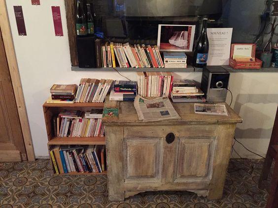 boîte à livres Romerée
