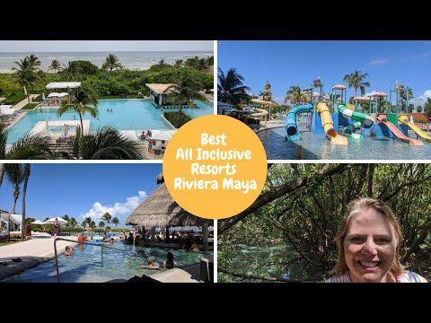 Best All Inclusive Resorts Of Riviera Maya Youtube Inclusive Resorts All Inclusive Resorts Riviera Maya Mexico