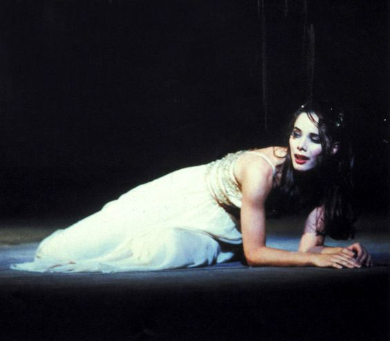 Darcey Bussell as Juliet.