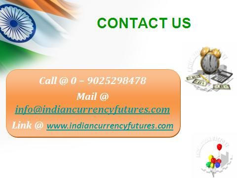 We offer positional currency options tips. These calls were well analysed by both Technical Analysis and Fundamental Analysis. Here only confirm calls will be offered – http://www.indiancurrencyfutures.com/packages.html call @ 9025298478
