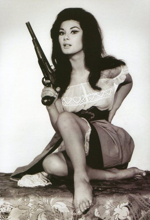 Sherry Jackson She Was In Every Tv Show During 50s And