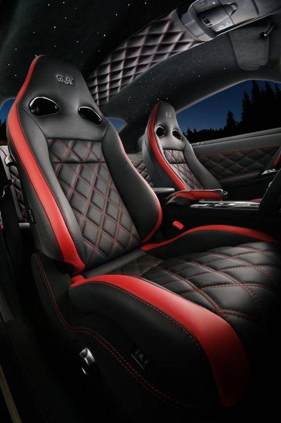 Vilner Nissan GTR Interior Customization | Car Tuning