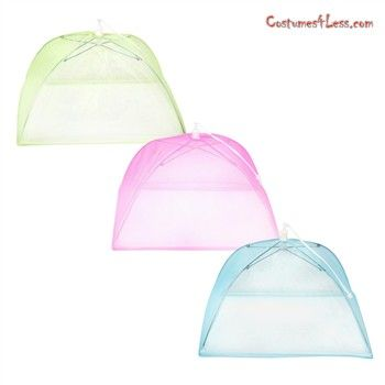 Summer Brights Food Covers (3 count) at Costumes4Less.com