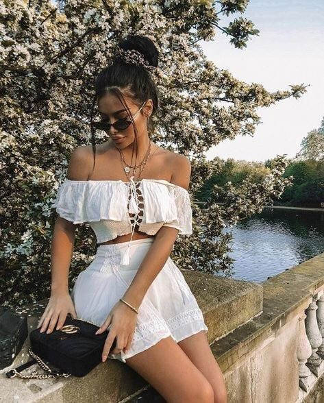 Casual Summer Outfits 2020 outfit fashion casualoutfit fashiontrends