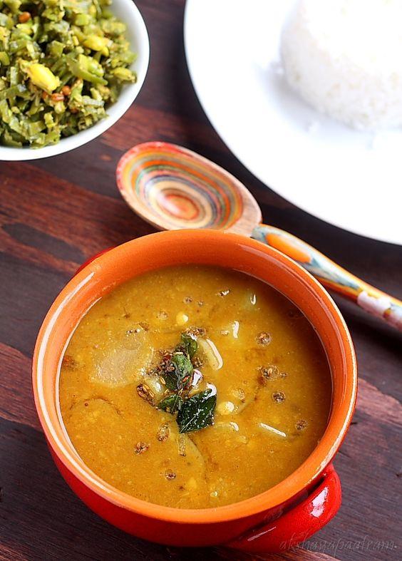 SambharA popular South Indian lentil curry @akshyapatram