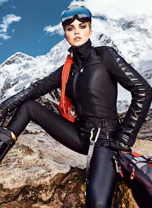 Goldbergh Luxury Ski Fashion 2016 | SNOW Magazine – Life ...