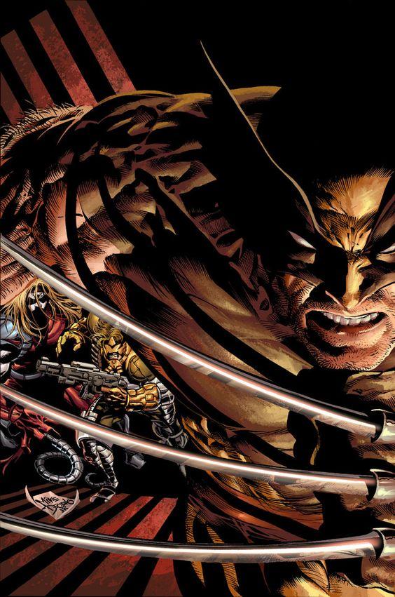 Top Ten Superheroes Gallery: Wolverine #4