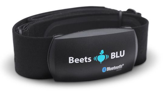 Wireless Heart Rate Monitor, Apple/Iphone Compatible HRM, Bluetooth Heart Rate | Beets BLU: