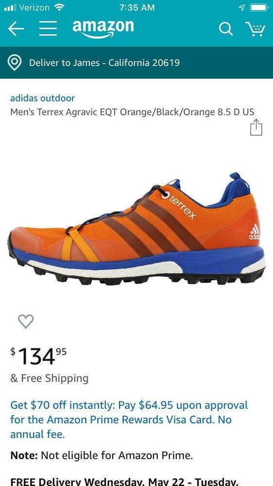 BB3063] Mens Adidas Terrex Agravic Speed Trail Running