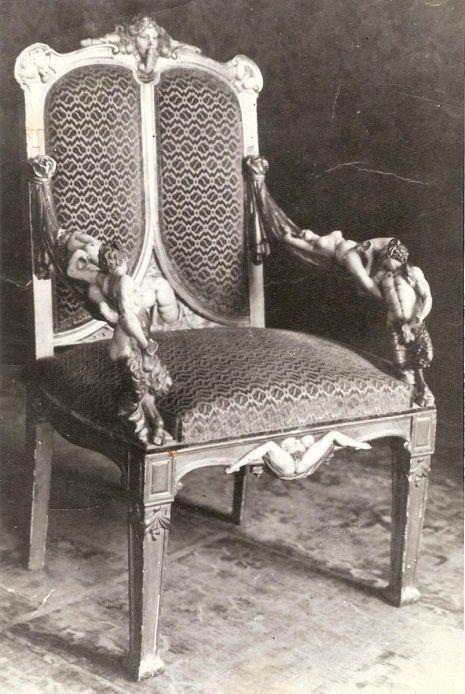 Erotic cathy chair