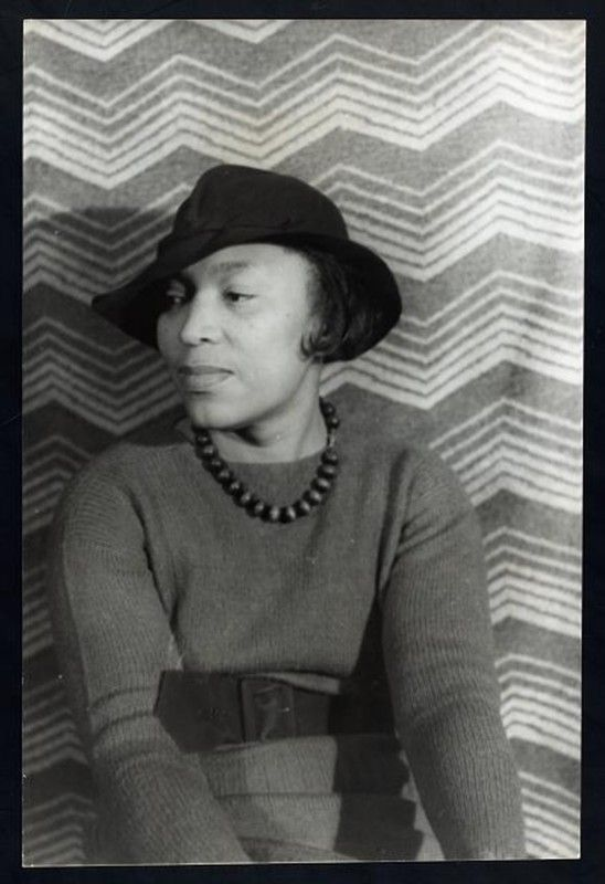 zora hurston langston hughes relationship