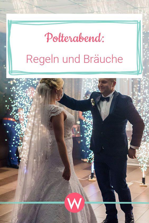 Polterabend Regeln Und Brauche Vor Der Hochzeit Wunderweib Polterabend Polterabend Ideen Polterabend Spruche