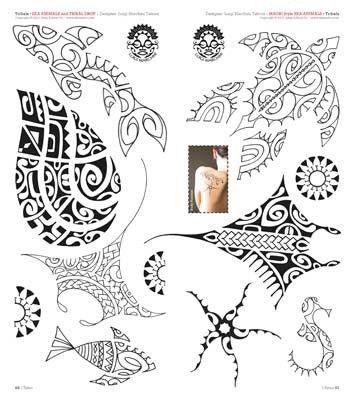 maori animal tattoo   | Alle Idea Tattoo Ausgaben im Überblick