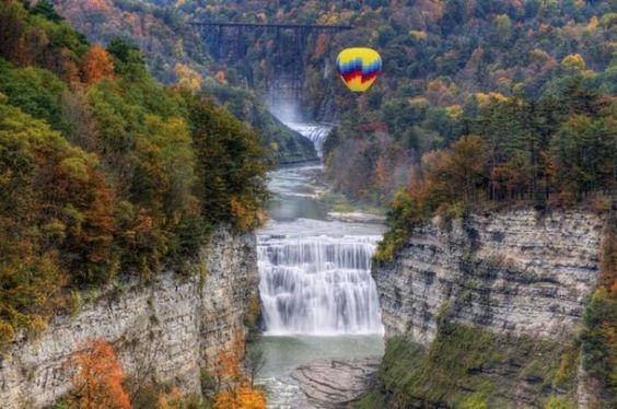 Take advantage of Upstate New York's most colorful season with these fun activities.