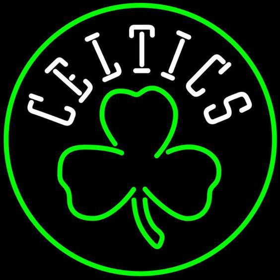 Boston Celtics Stencil | Boston Celtics Logo Stencil Outline Version Picture