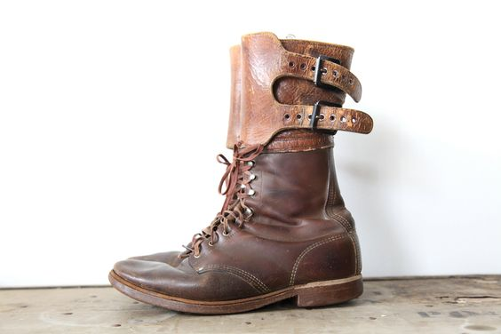 ww2 paratrooper boots my style shoes