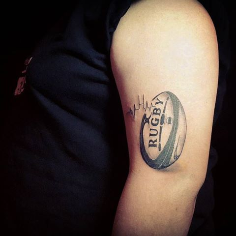 Image Result For Rugby Tattoos Rugby Tattoo Tattoos Rugby