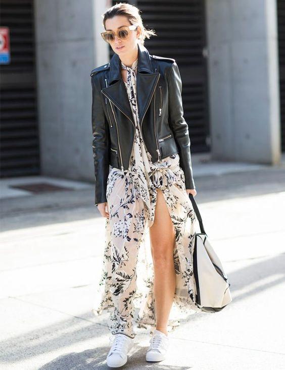 look-inverno-vestido-e-jaqueta-de-couro