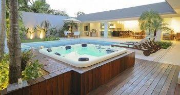 Um projeto residencial com estilo contemporâneo