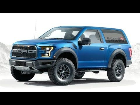 2020 Ford Bronco Electric Blue In 2020 Ford Bronco Bronco Car