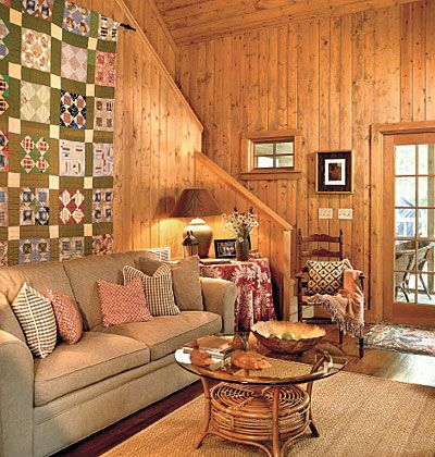 Cabin House Plans Vaulted Ceilings And Cozy Cabin On