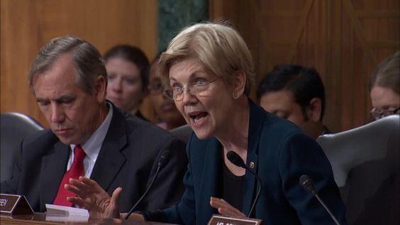 Elizabeth Warren wants Wells Fargo firings investigated