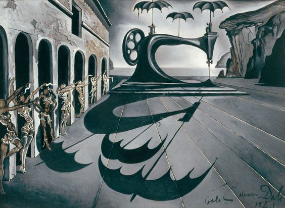 Salvador Dali, 1941