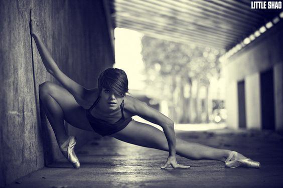 Animal or Ballerina... by Little Shao, via 500px