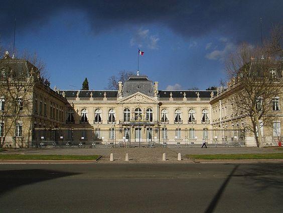 Hôtel de la Préfecture de Versailles (Yvelines)
