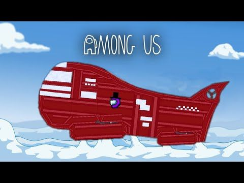 The Airship Among Us In People Playground Trailer Youtube Airship Playground Trailer