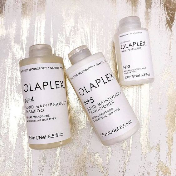 Strengthen and repair your hair without compromising your color. #OLAPLEX Bond Maintenance repairs and protects...