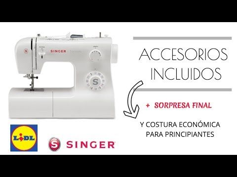 Aprender A Coser A Máquina Singer Tradition Youtube Singer Sewing Machine Sewing Projects Free Sewing Machine