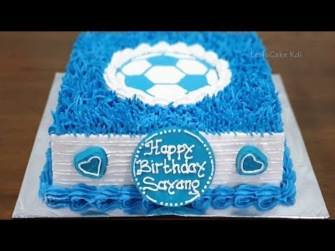 Kue Ulang Tahun Anak Laki Laki Kue Ultah Cake Kue Tart Sederhana Youtube Kue Tart Kue Ulang Tahun Kue