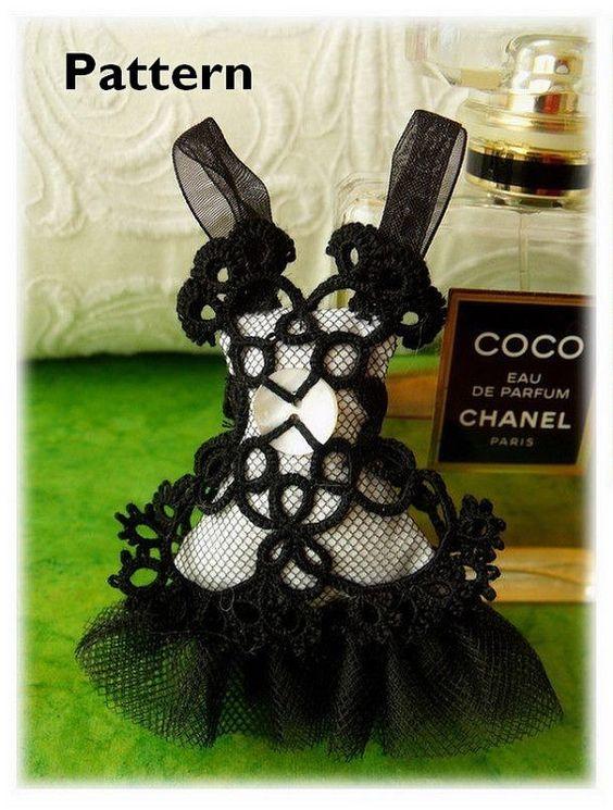 Sachet Little Black Dress