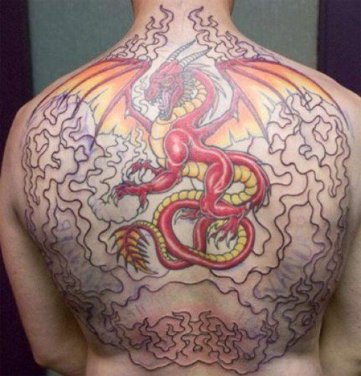 Dragon Tattoo Photos And What They Mean With Images Dragon