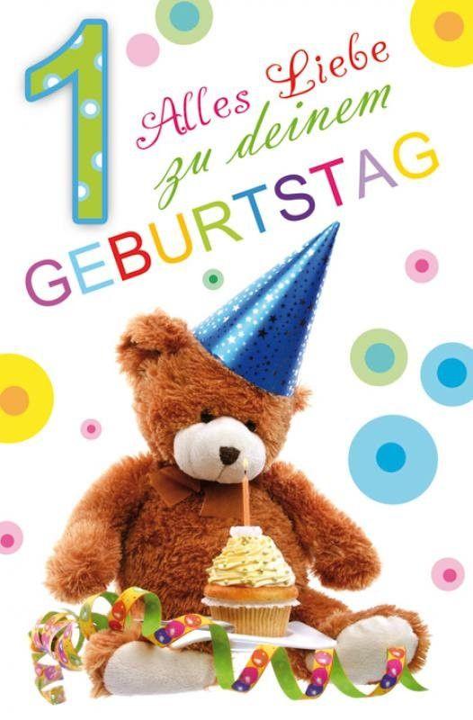 Geburtstagswunsche Fur 1 Geburtstag Elegant Alles Liebe Zu Deinem