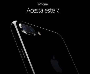 Precomanda iPhone 7 ACUM cu LIVRARE din 16 septembrie si PRET de Apple Store