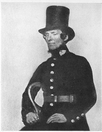 The Bow Street Runners were seen as London's first professional police force. They were founded in 1749 by the author Henry Fielding and originally consisted of eight men.