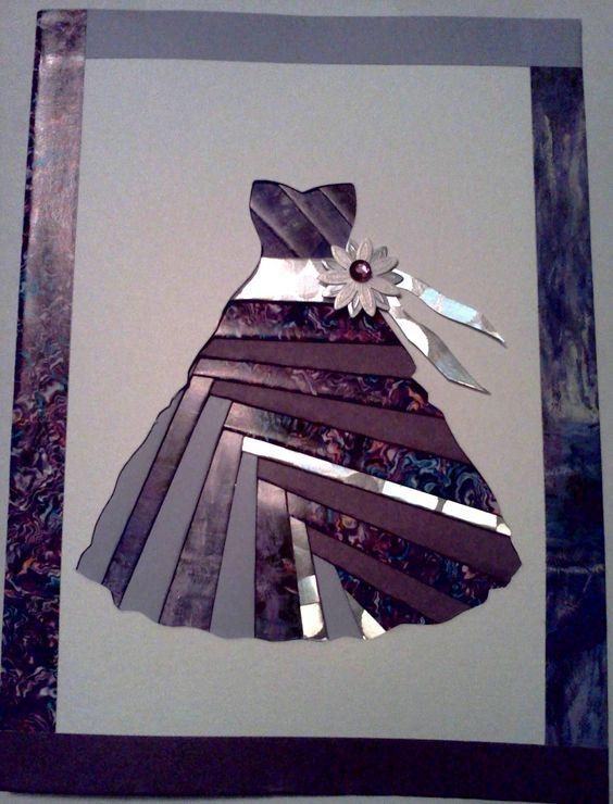 iris folding card   Iris Folding   Pinterest