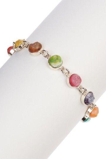 Dara Ettinger  Pia Druzy Tennis Bracelet