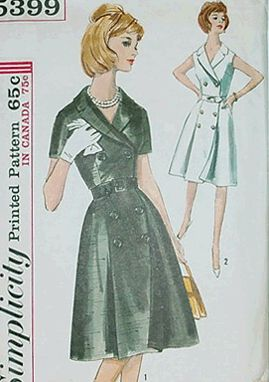Vintage Ladies', Page 4, Sewing Patterns For Sale At Grandma's House! Simplicity 5399