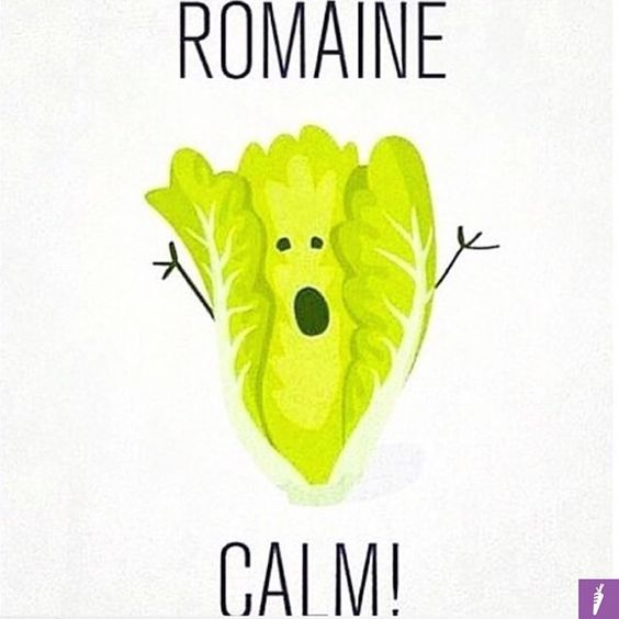 """Romaine"" calm everyone ... it's FRIDAY!! So a question I've been asked a lot this week is where I sit on the whole ""raw foods"" bandwagon. To avoid having to repeat myself a million times I enlisted the help of a cute Instagram meme .. to distract you from my minor 2 minute rant (to come ..) Have you always wondered how to prepare produce in order to maximize their nutritional content? There's no easy answer since cooking powers up the nutrients in some produceand does the exact opposite i..."