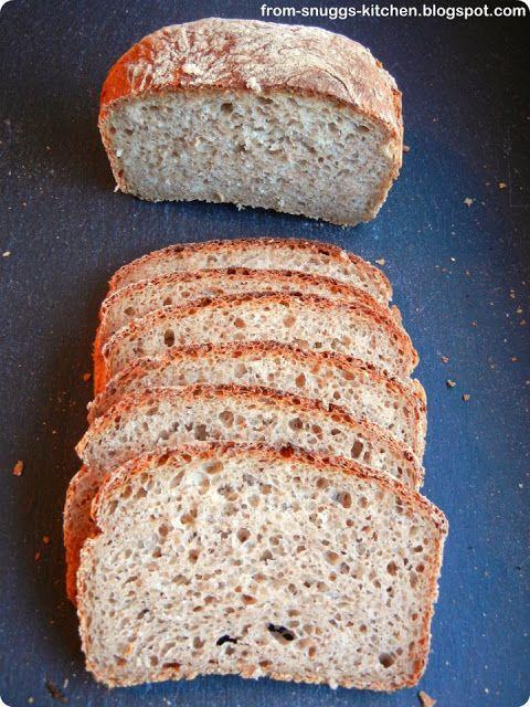 Brot mit Emmerflocken