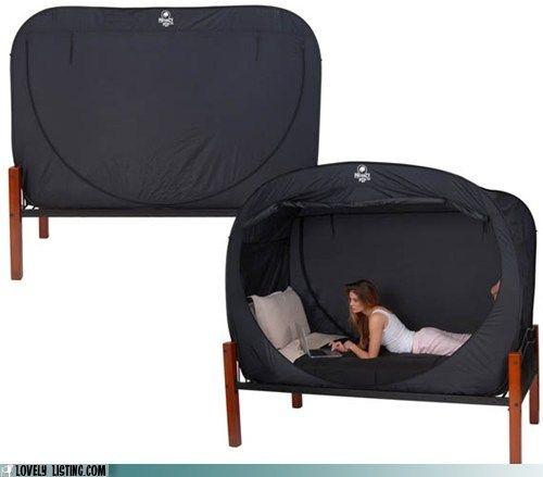 My kinda tent!